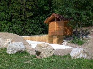 Commune d'Argonay : Les premiers pas de Toilettes Nature