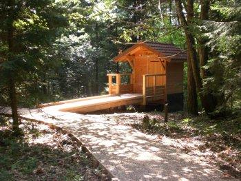 Pour la deuxième fois la commune de Saint-Martin-Bellevue fait le choix de construire des toilettes sèches.