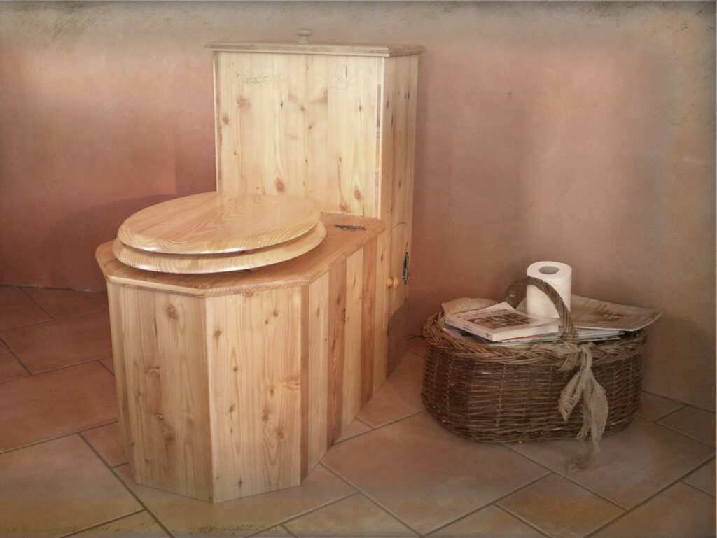 La Toilette à Litière Biomaîtrisée et son panier