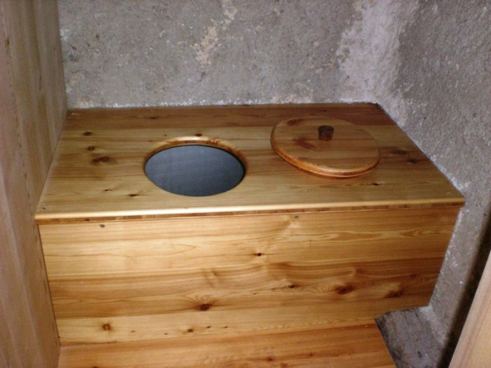 Assise toilette