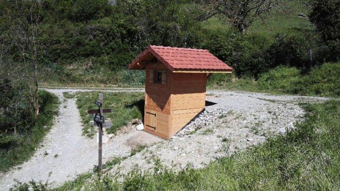 Monteynard, une 3ème toilette sèche