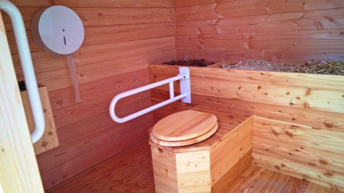 Aménagement toilettes PMR