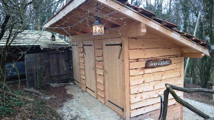 Une nouvelle toilette triple pour le Petit Pays d'Andilly